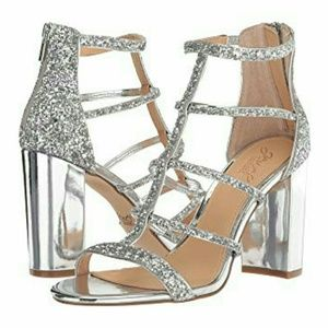 BNWOT Jewel by Badgley Mischka - Tiffy Heel